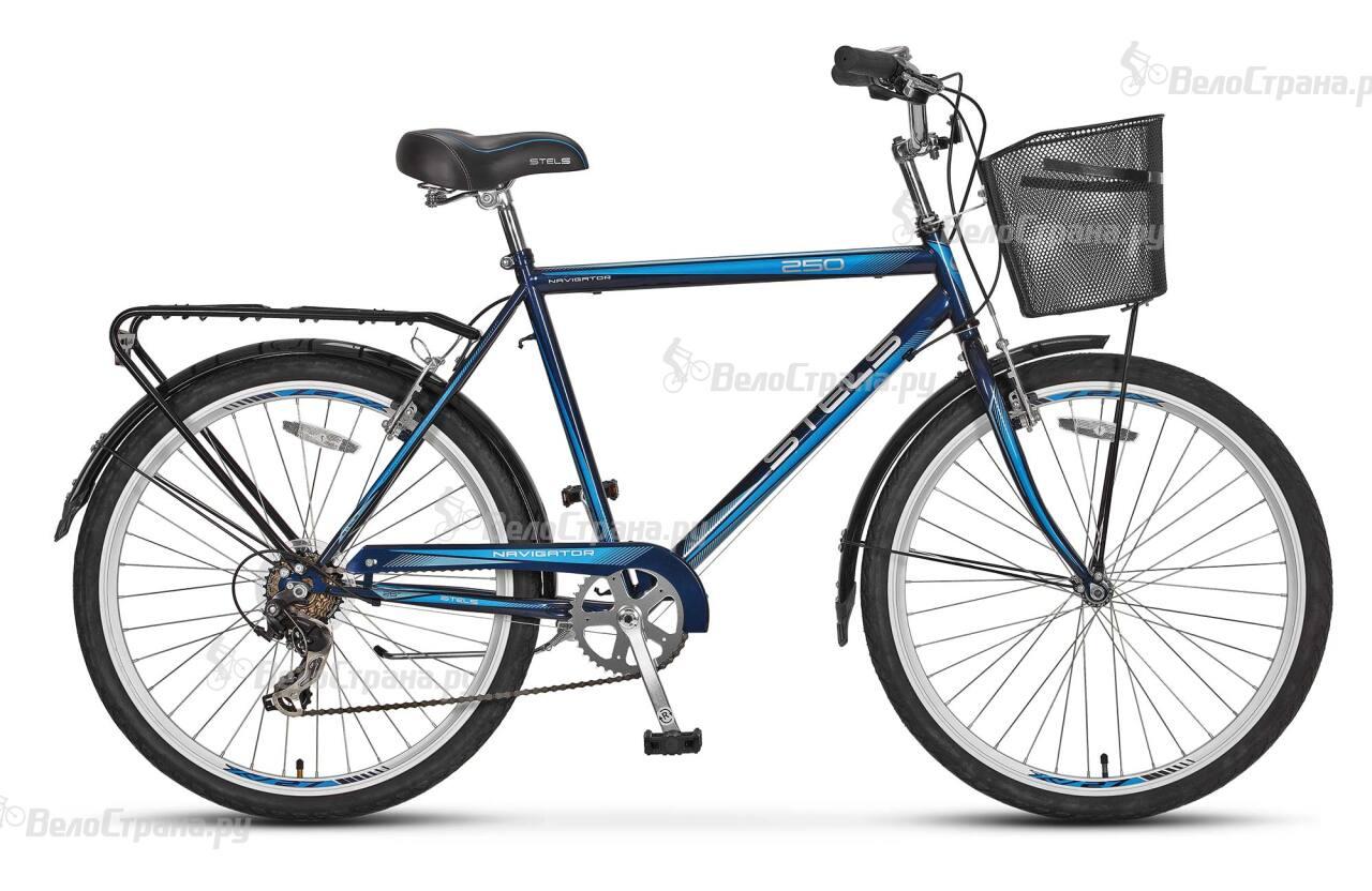 Велосипед Stels Navigator 250 (2017) велосипед stels navigator 700 2017