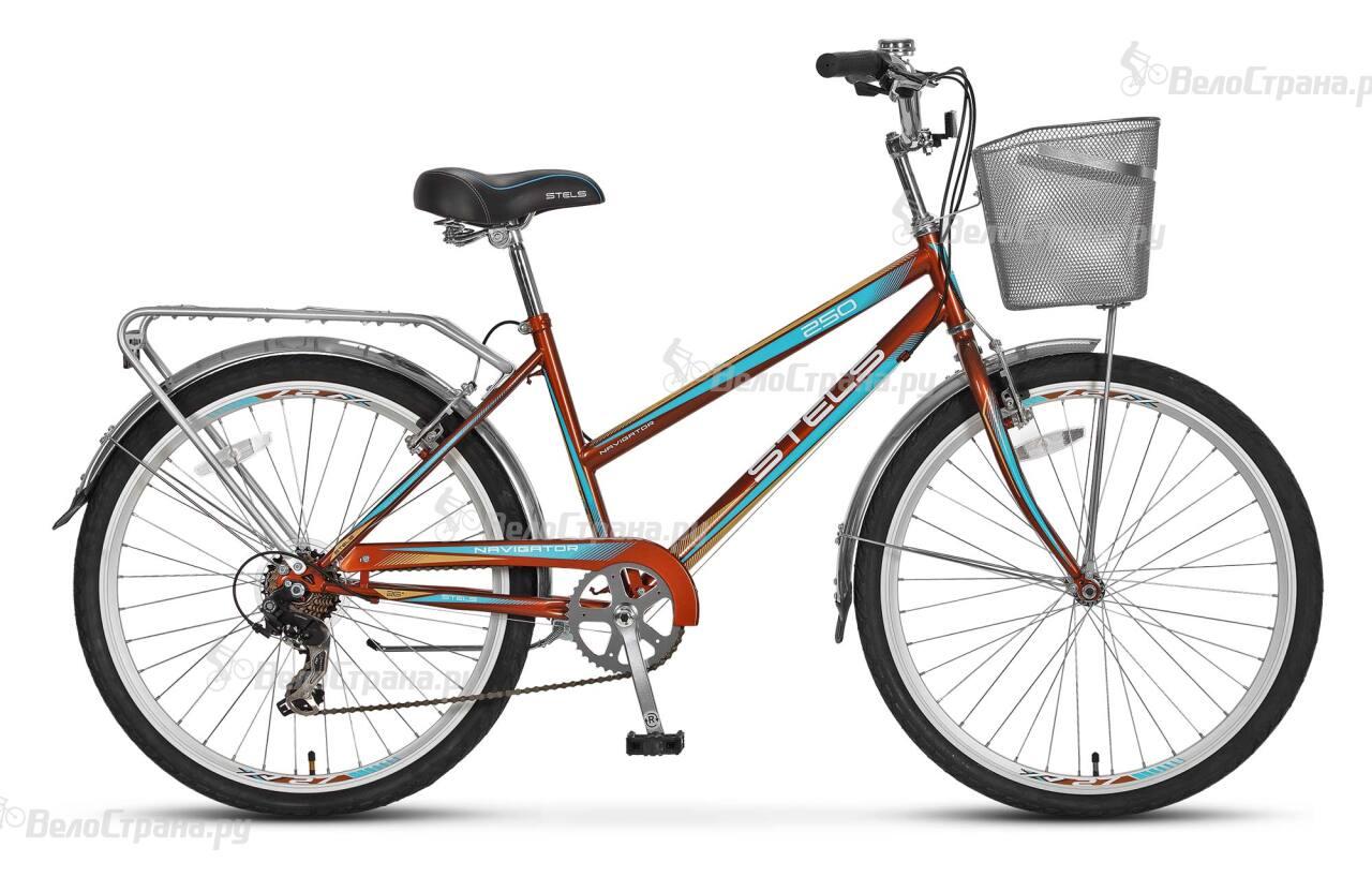 Велосипед Stels Navigator 250 Lady (2017) велосипед stels navigator 380 2016