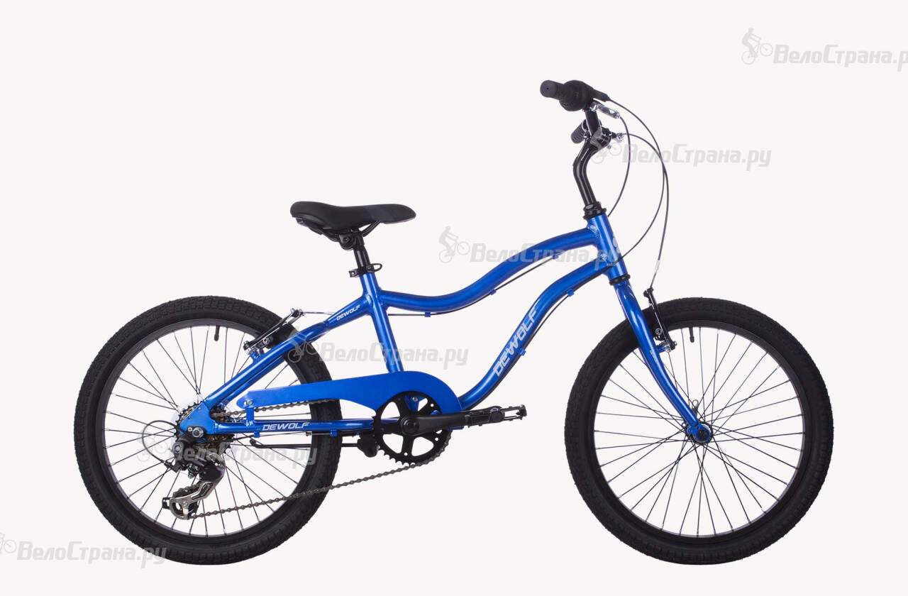 Велосипед Dewolf Sand 200 (2017)