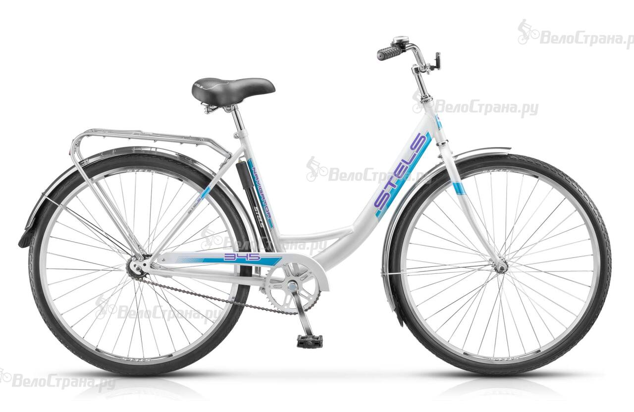 Велосипед Stels Navigator 345 Lady (2017) велосипед stels navigator 380 lady 2013