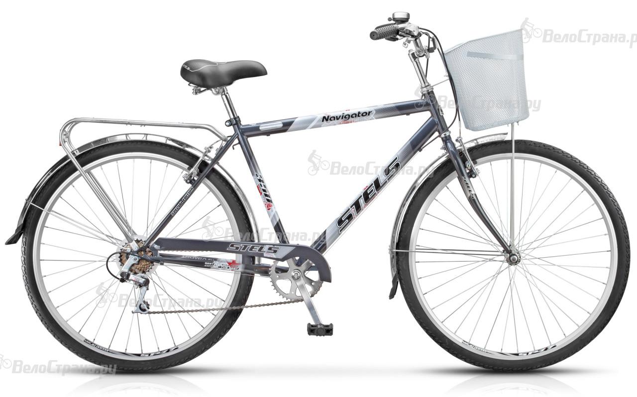Велосипед Stels Navigator 350 (2017) велосипед stels navigator 700 2017
