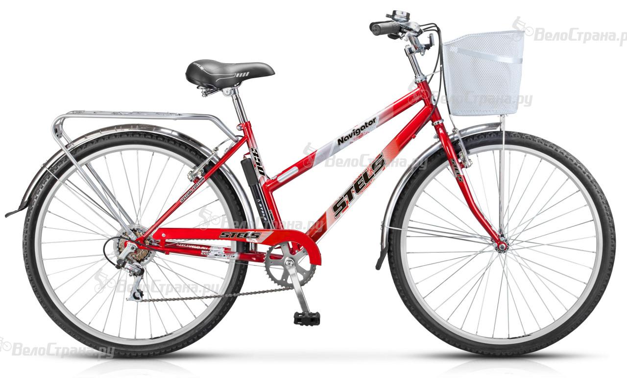 Велосипед Stels Navigator 350 Lady (2017) велосипед stels navigator 150 3sp lady 2016