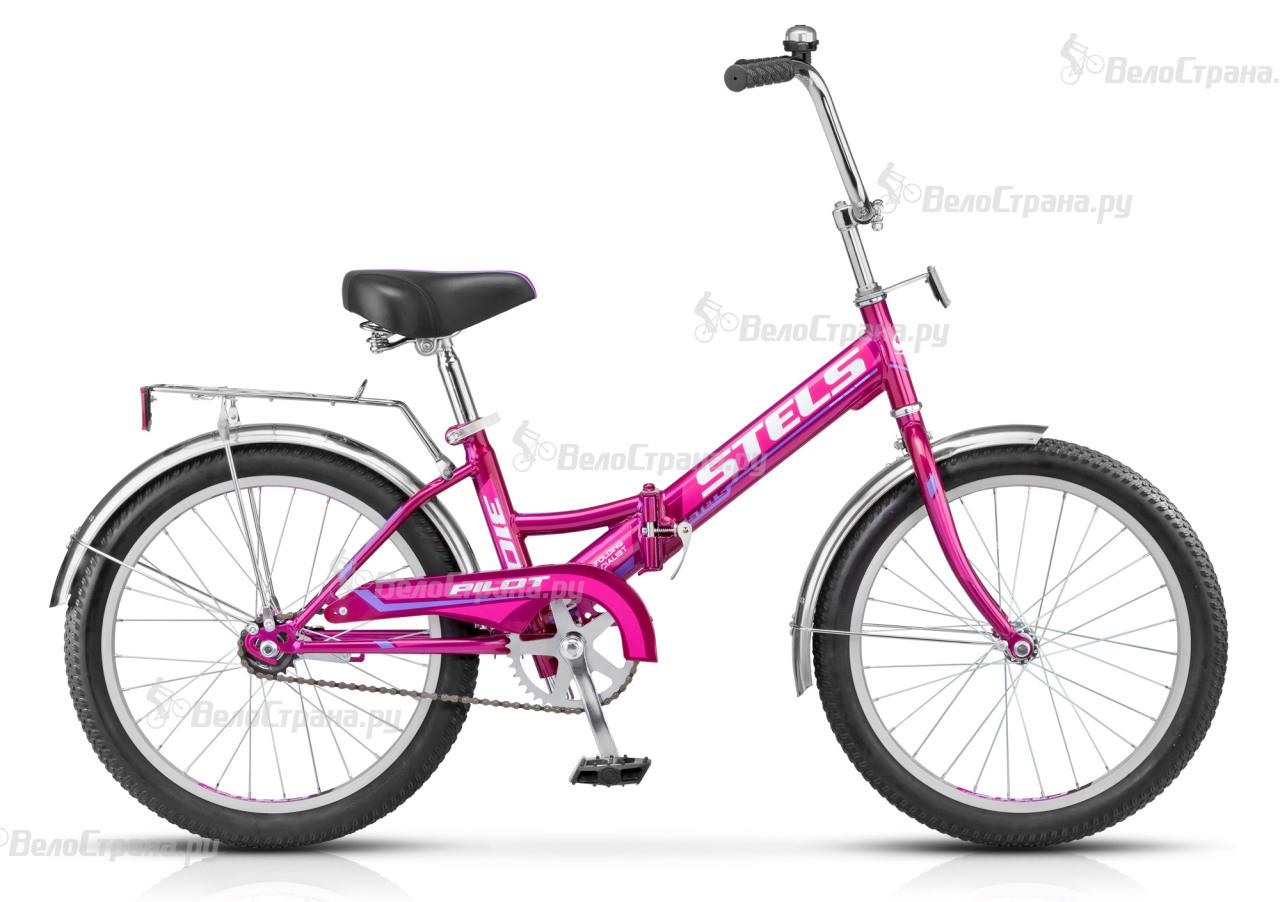 Велосипед Stels Pilot 310 (2017) велосипед stels navigator 310 2016