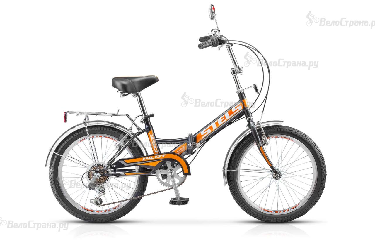Велосипед Stels Pilot 350 (2017) велосипед stels pilot 410 2015