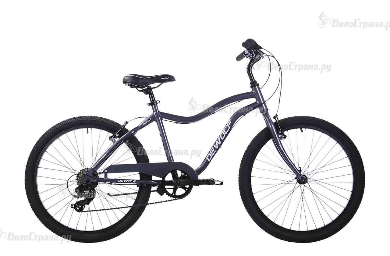 Велосипед Dewolf Sand 240 (2017)