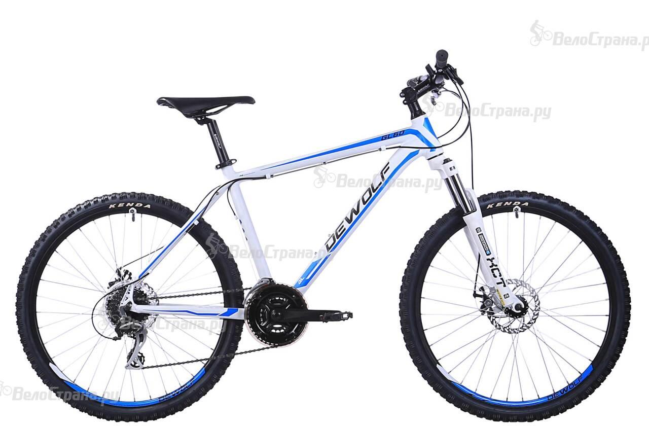 Велосипед Dewolf GL 60 (2017) велосипед dewolf gl 80 2017