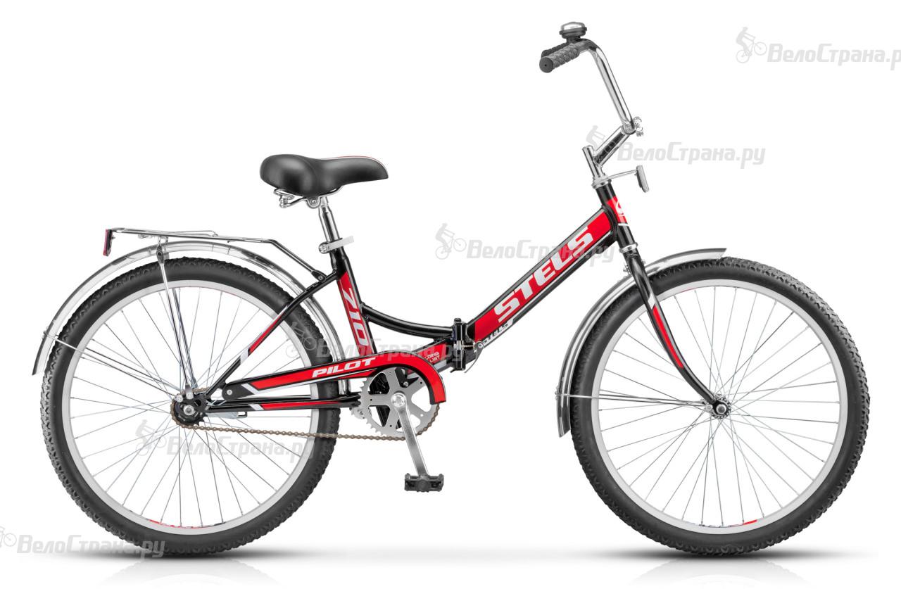 Велосипед Stels Pilot 710 (2017) велосипед stels pilot 710 2016