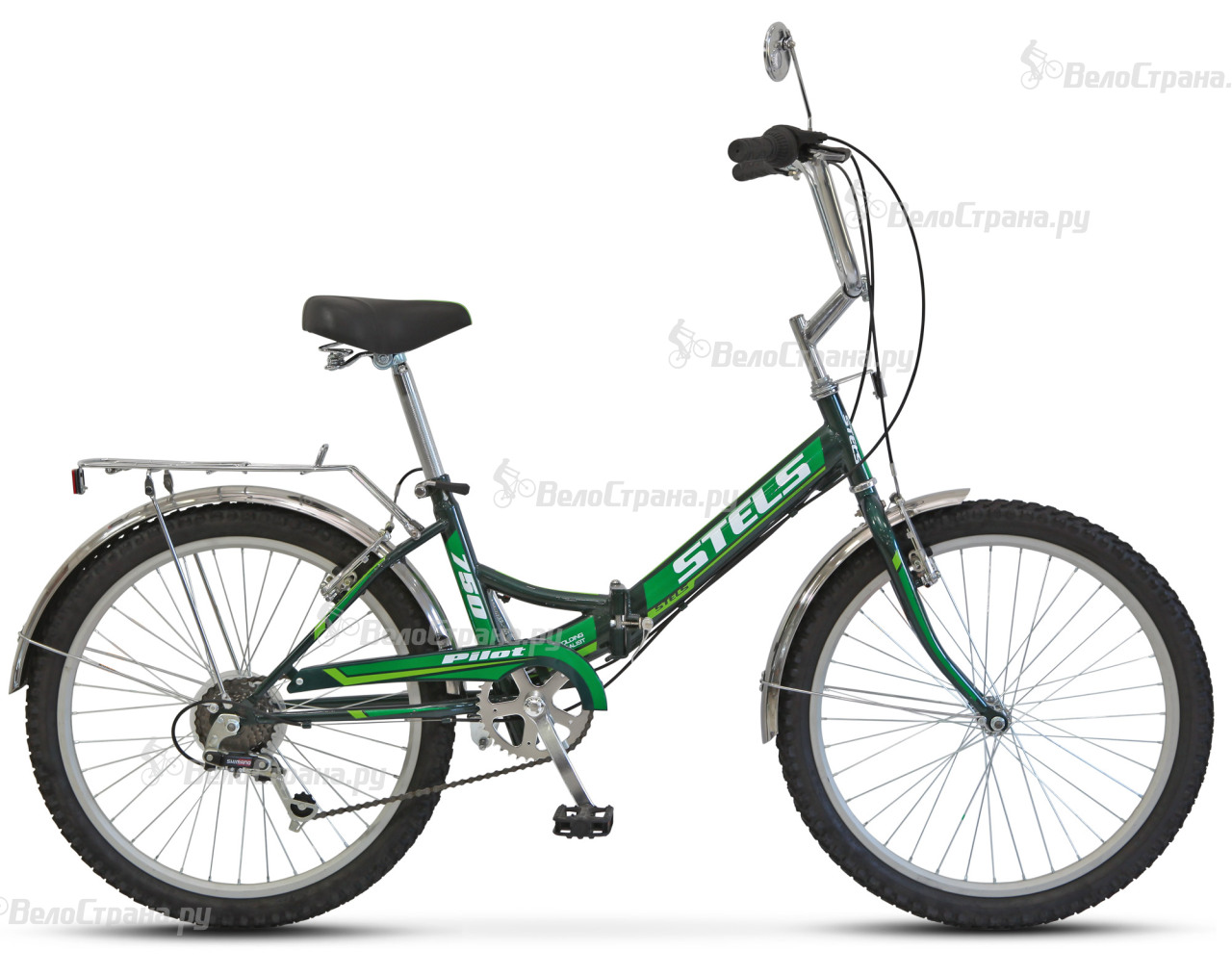 Велосипед Stels Pilot 750 (2017)