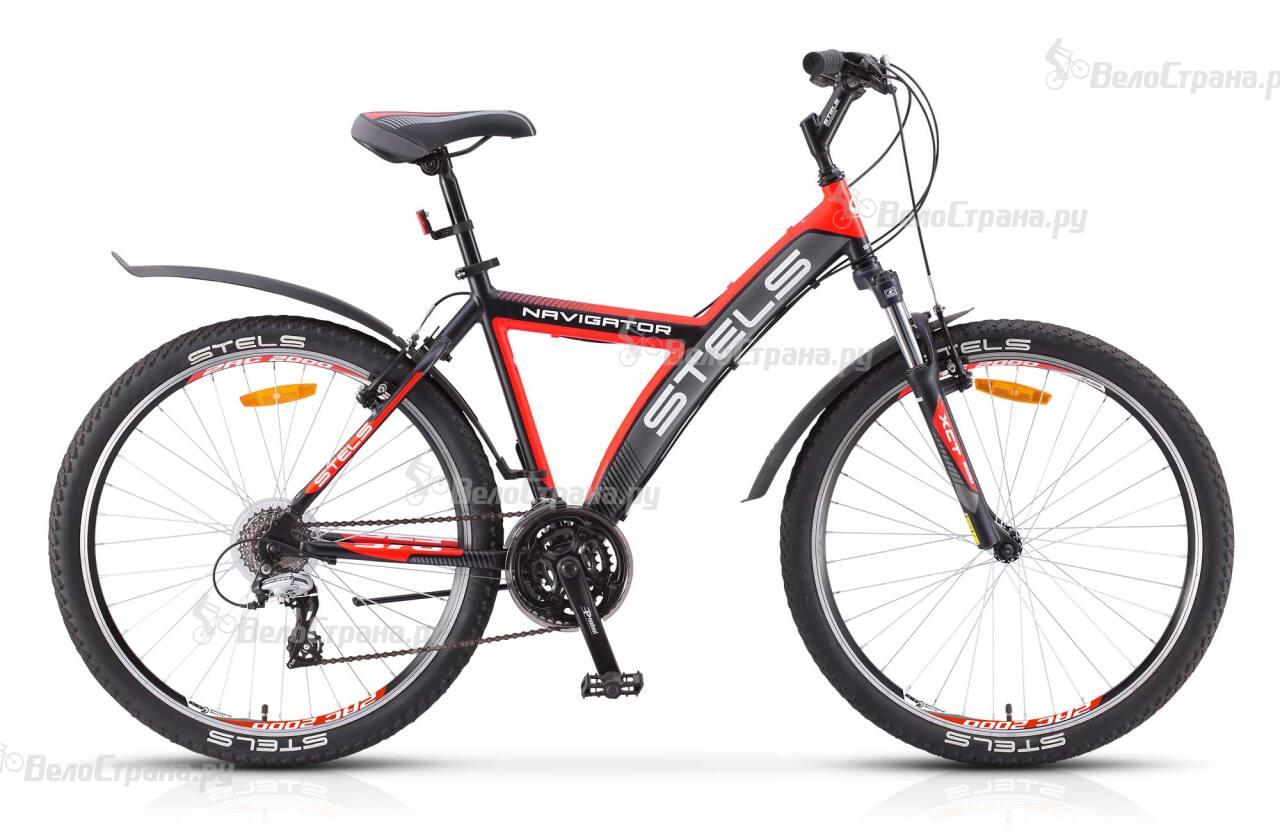 Велосипед Stels Navigator 570 V (2017) велосипед stels navigator 380 2016
