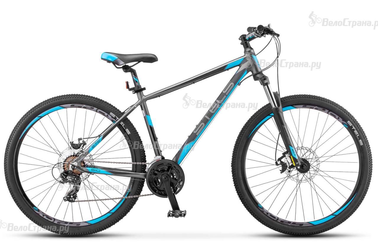 Велосипед Stels Navigator 610 MD 27.5 (2017) велосипед stels navigator 490 md 2016