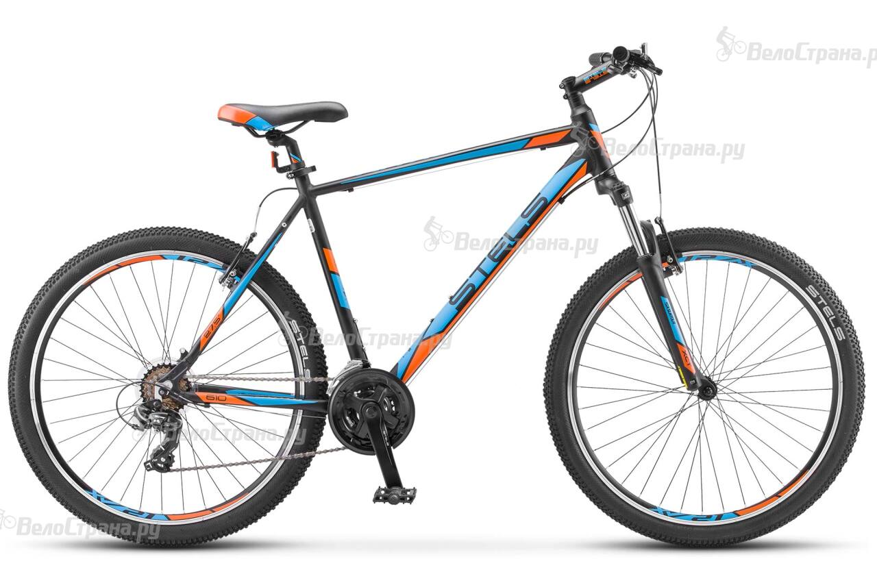 Велосипед Stels Navigator 610 V 27.5 (2017)