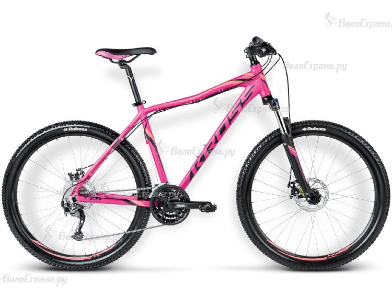 Велосипед Kross Lea R4 (2016)  r4 5a