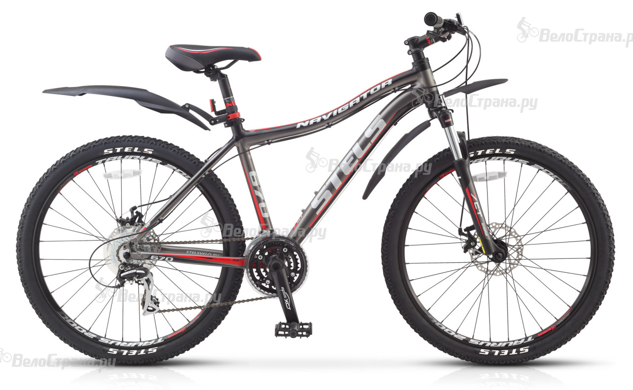 Велосипед Stels Navigator 670 MD (2017) велосипед stels navigator 850 md 2016