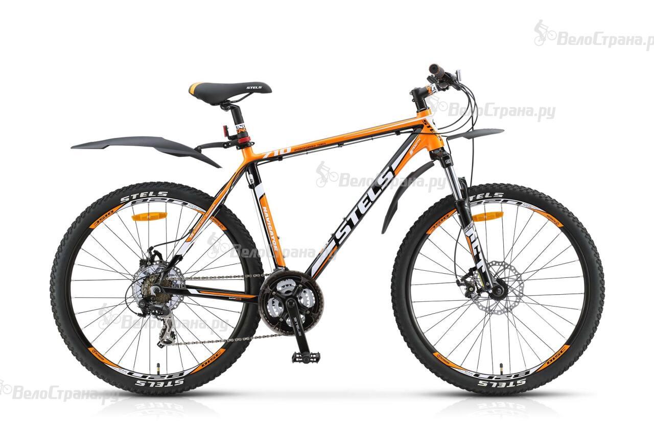 Велосипед Stels Navigator 710 MD (2017) велосипед stels navigator 850 md 2016