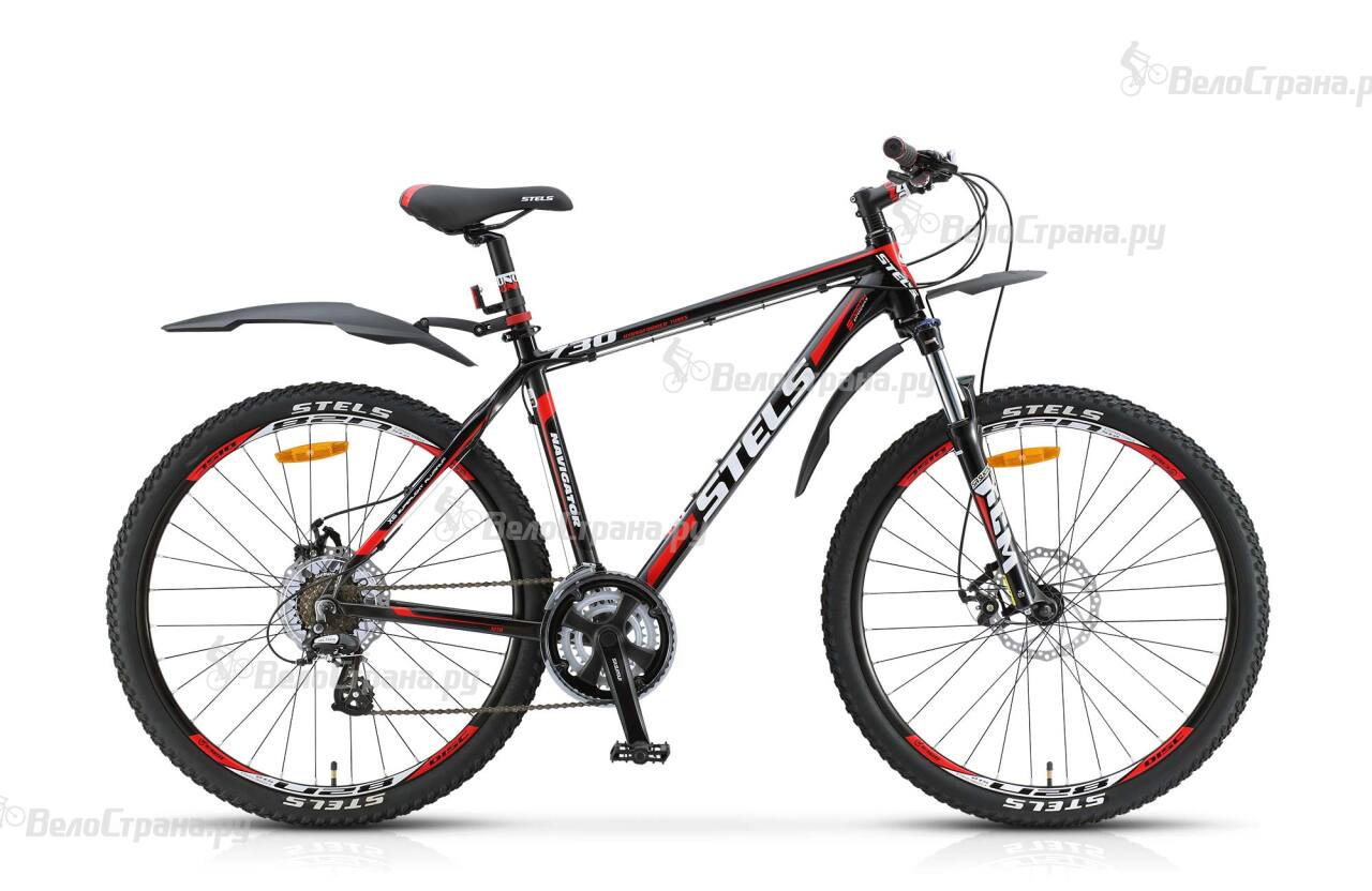 Велосипед Stels Navigator 730 MD (2017) велосипед stels navigator 380 2016
