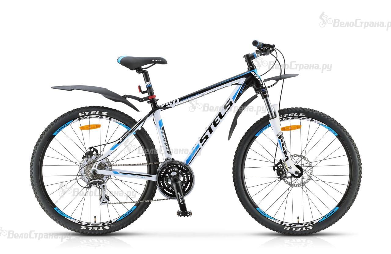 Велосипед Stels Navigator 750 MD (2017) велосипед stels voyager md 2015