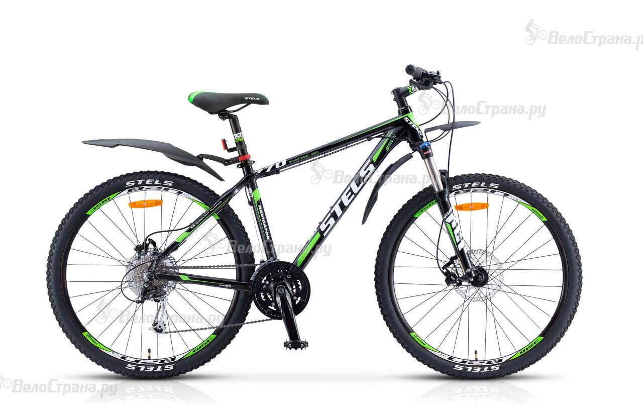 Велосипед Stels Navigator 770 D (2017) велосипед stels navigator 380 2016