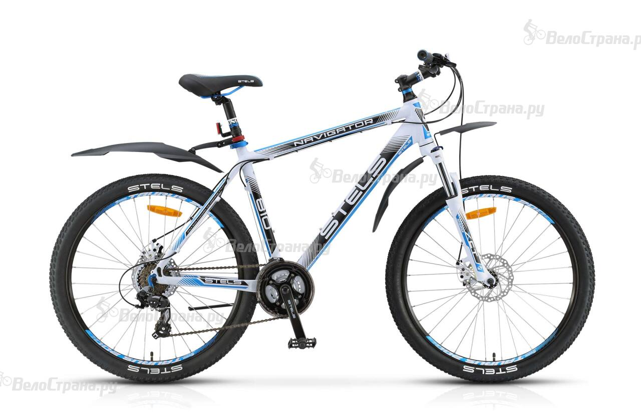 Велосипед Stels Navigator 810 MD (2017) велосипед stels navigator 380 2016