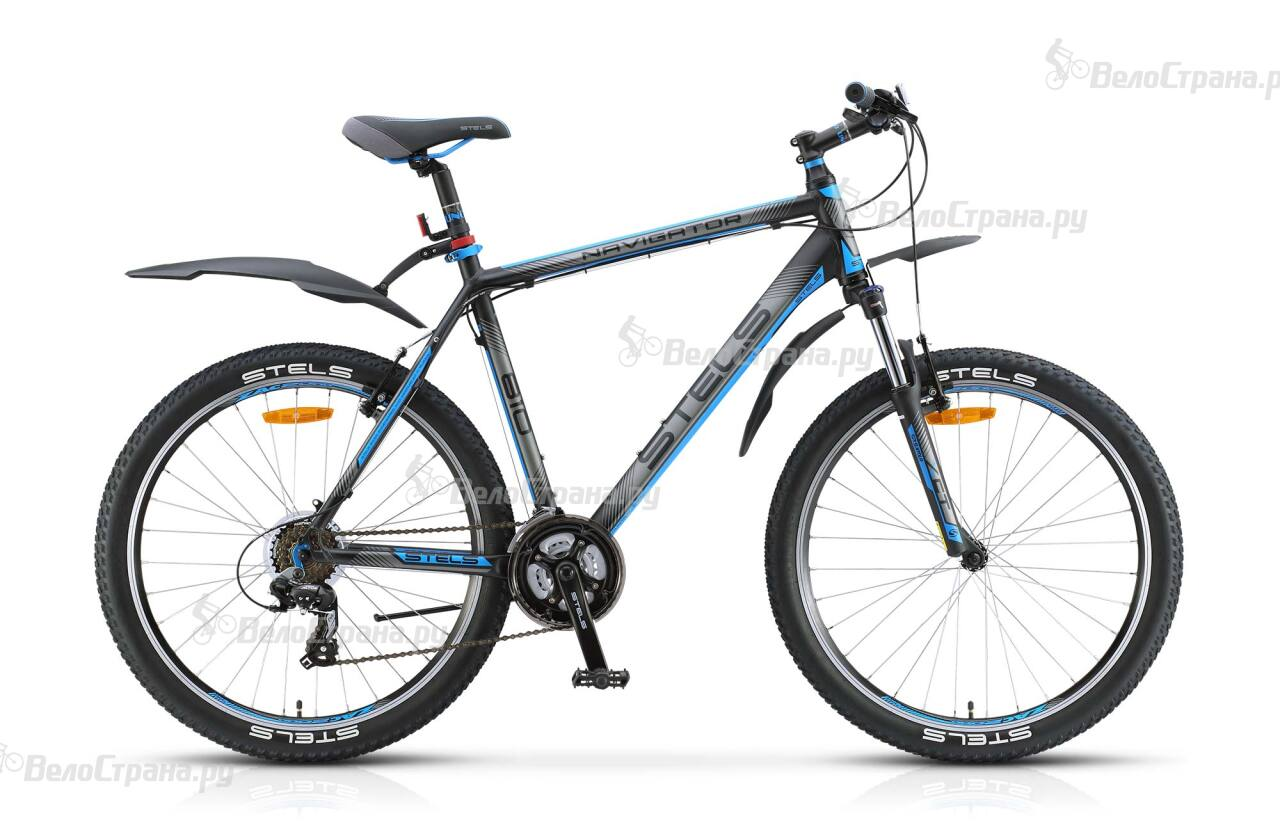 Велосипед Stels Navigator 810 V (2017) велосипед stels navigator 380 2016