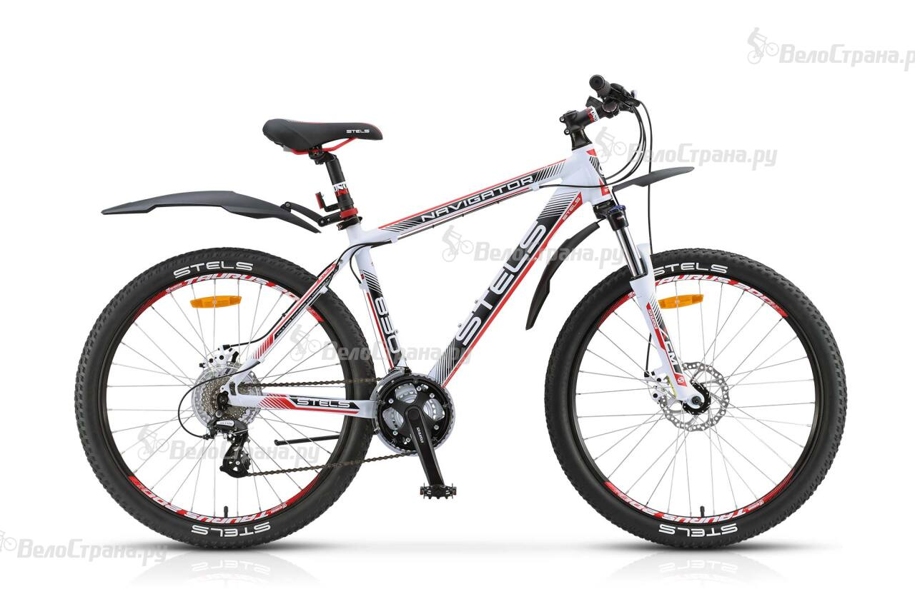 Велосипед Stels Navigator 830 MD (2017) велосипед stels navigator 490 md 2016