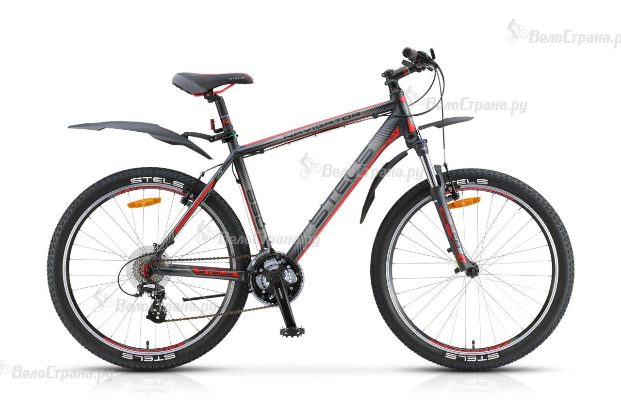 Велосипед Stels Navigator 830 V (2017)