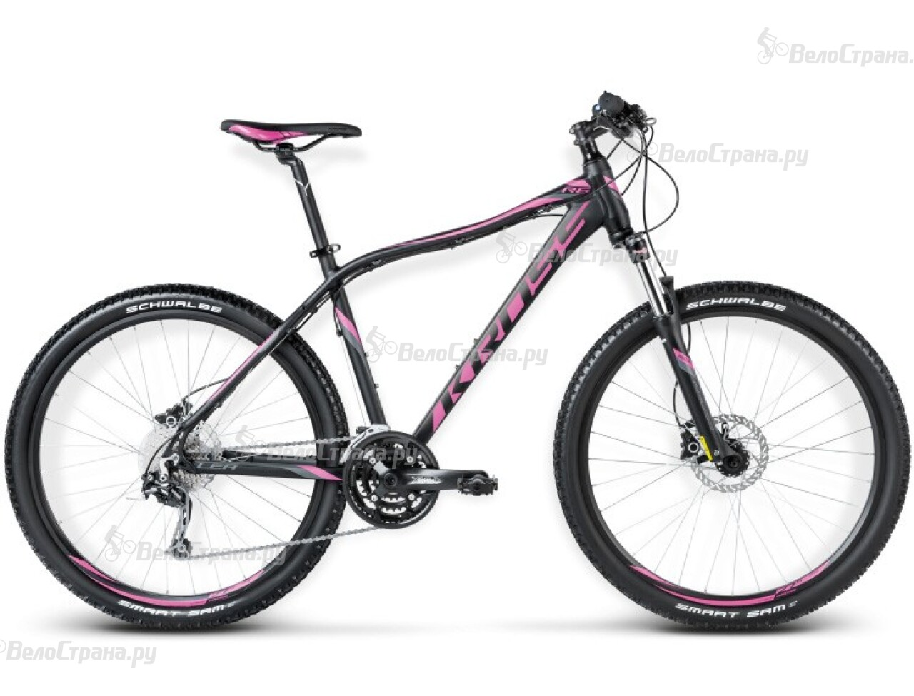 Велосипед Kross Lea R6 (2016)