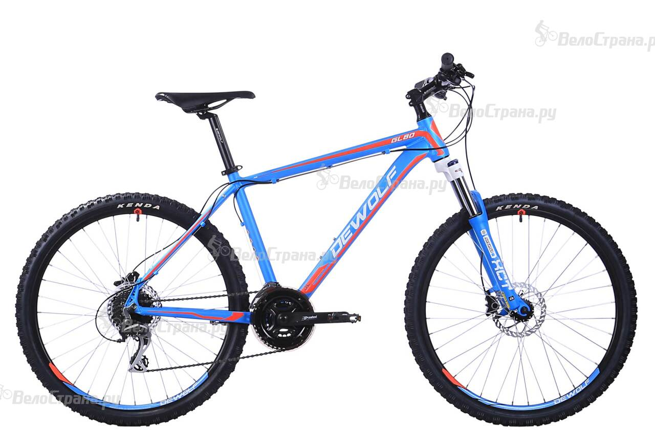 Велосипед Dewolf GL 80 (2017)