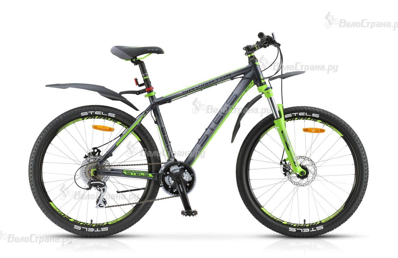 Велосипед Stels Navigator 850 MD (2017) велосипед stels voyager md 2015