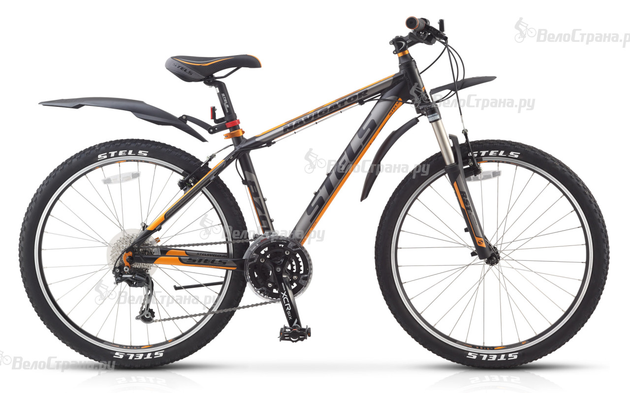 Велосипед Stels Navigator 870 V (2017) велосипед stels navigator 530 v 2017
