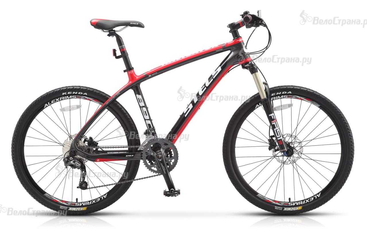Велосипед Stels Navigator 890 D Carbon (2017)