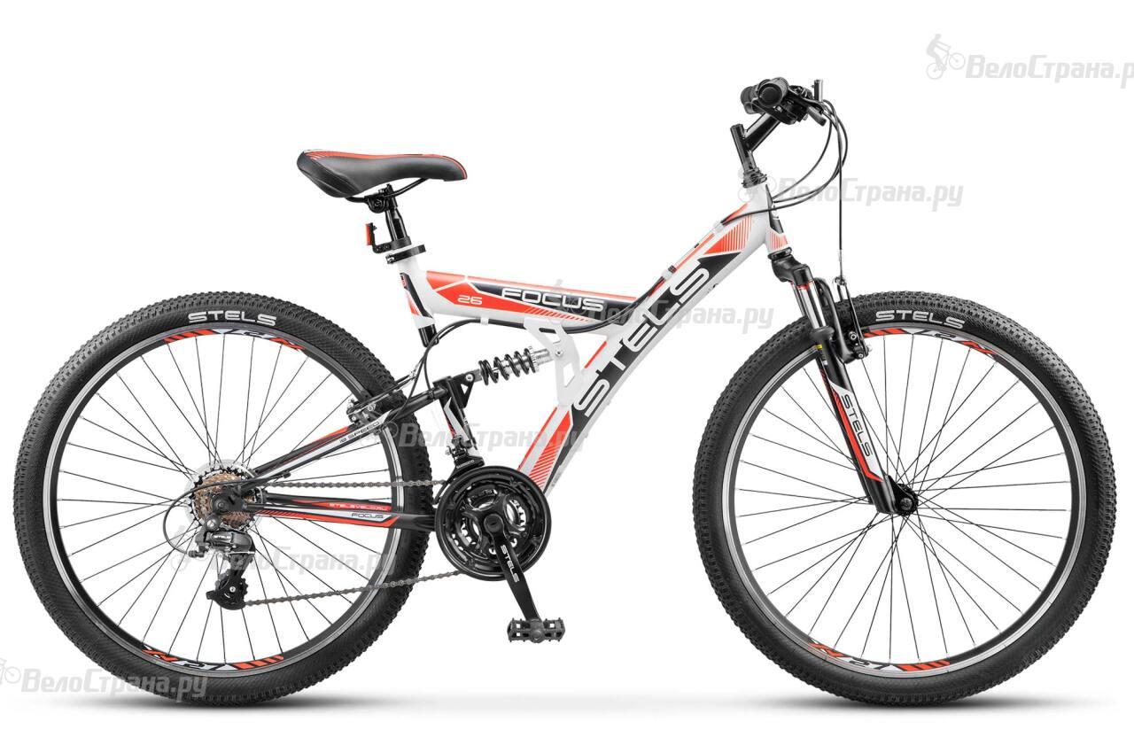 Велосипед Stels Focus V 18 sp (2017) stels focus v 21 sp 2015