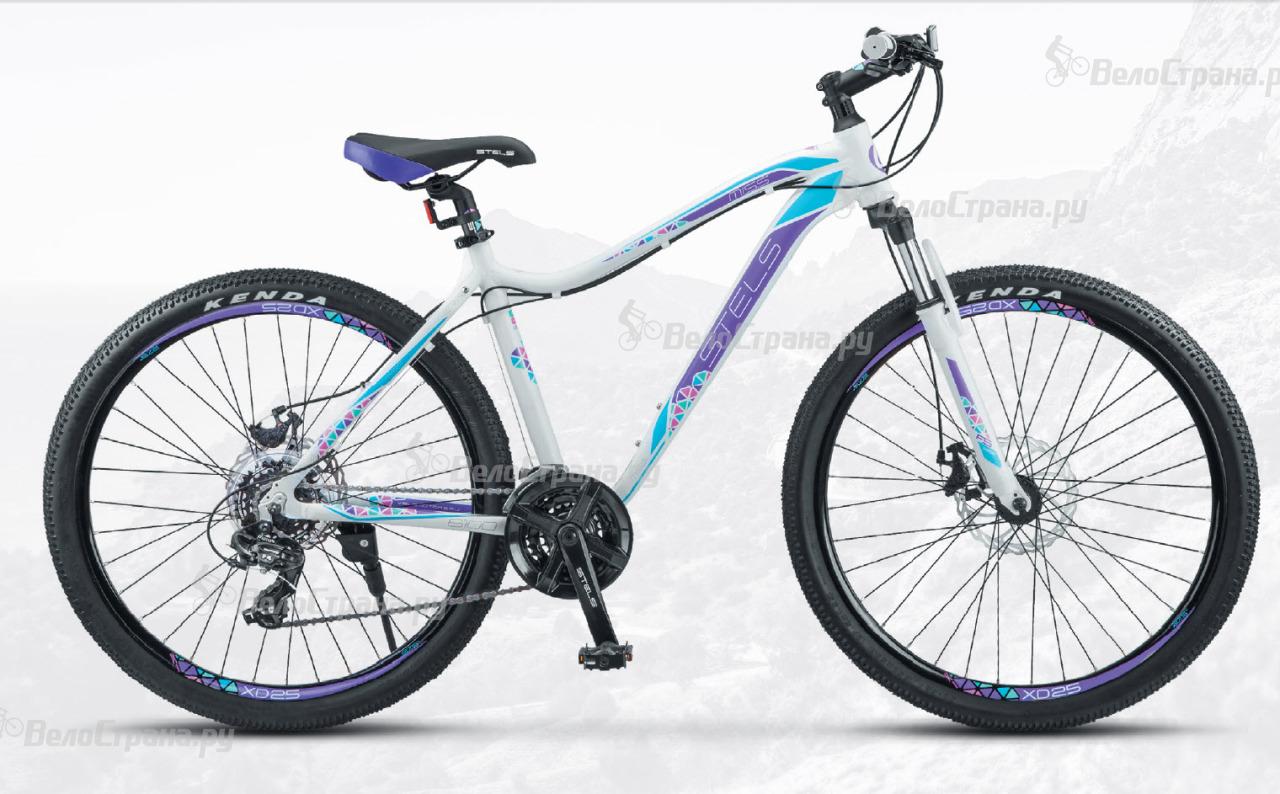 Велосипед Stels Miss 6100 MD 27.5 (2017) велосипед stels miss 6100 md 26 2017