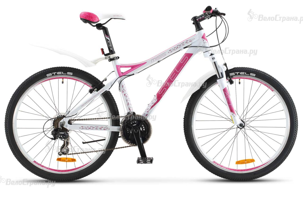 Велосипед Stels Miss 8100 V (2017)