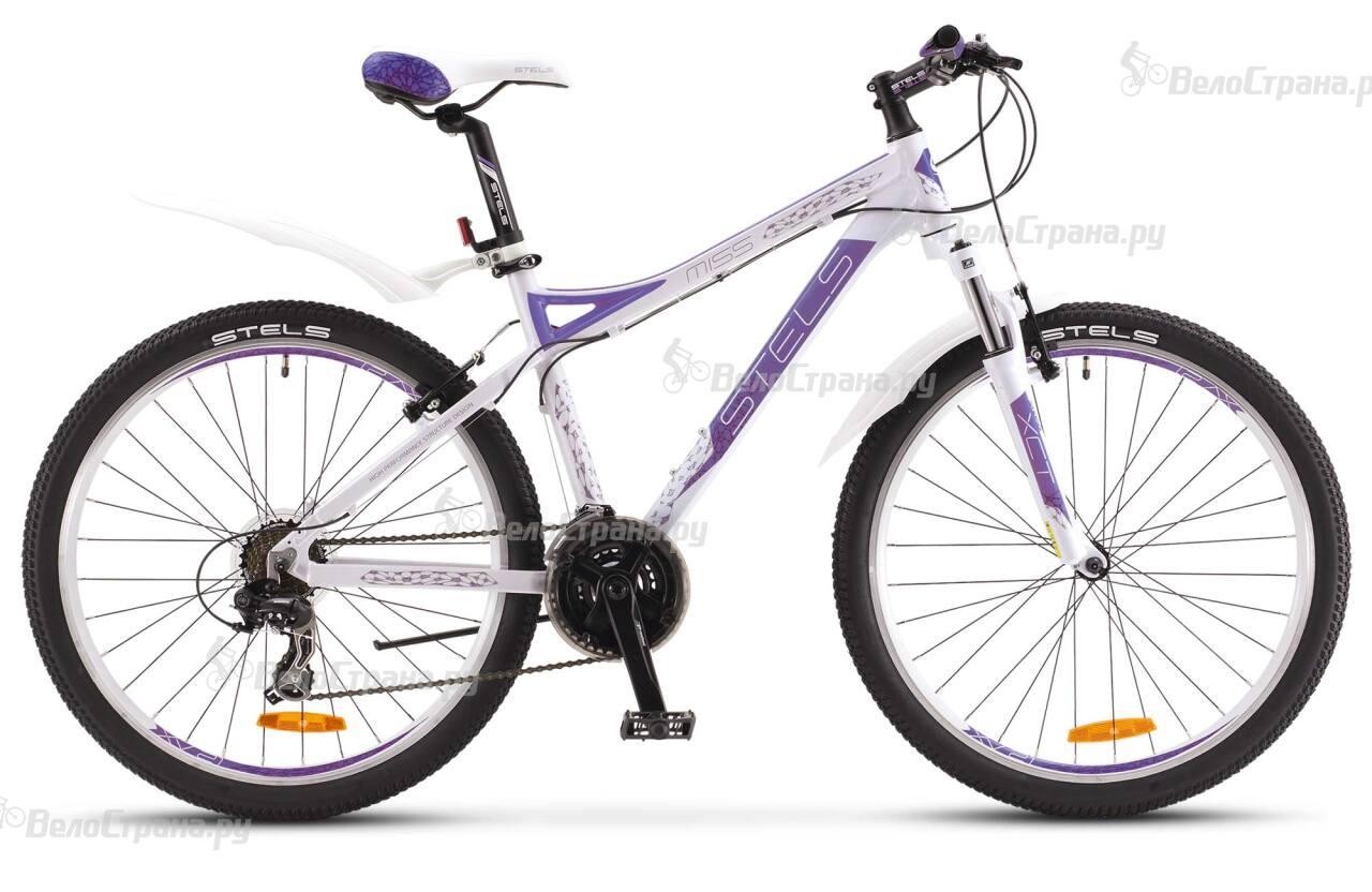 Велосипед Stels Miss 8500 V (2017) велосипед stels miss 6100 2013