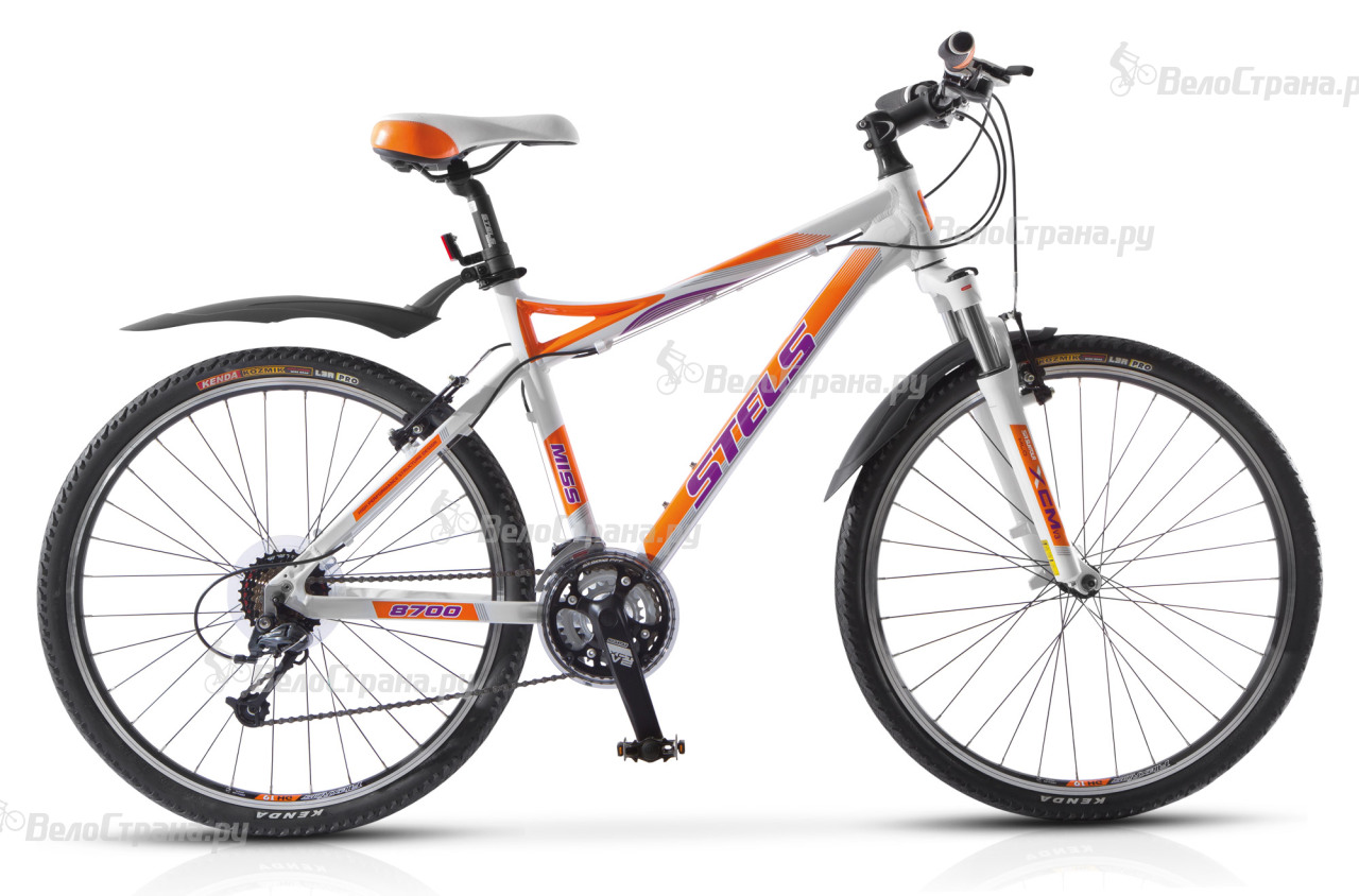 Велосипед Stels Miss 8700 V (2017)