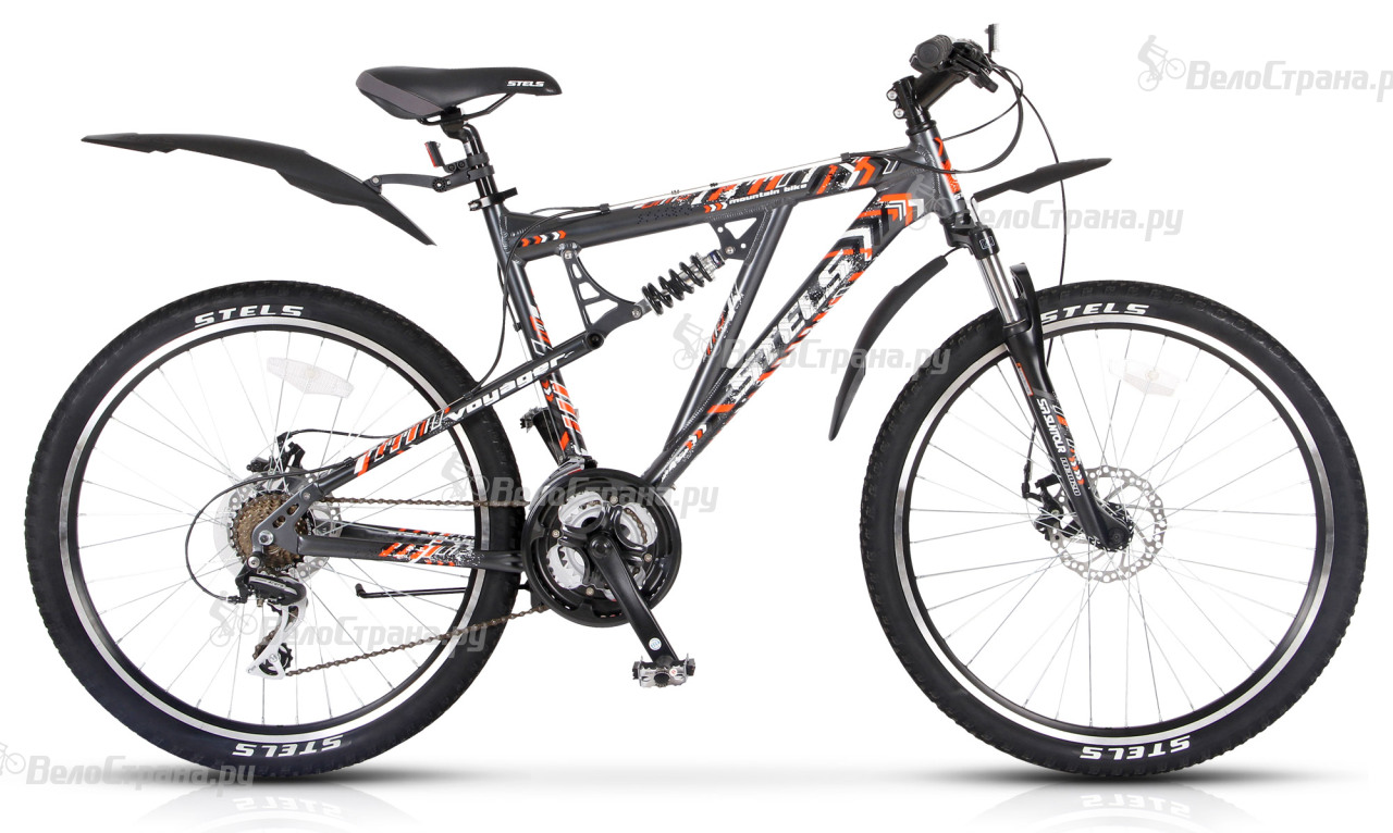 Велосипед Stels Voyager MD (2017) велосипед stels adrenalin md 2017