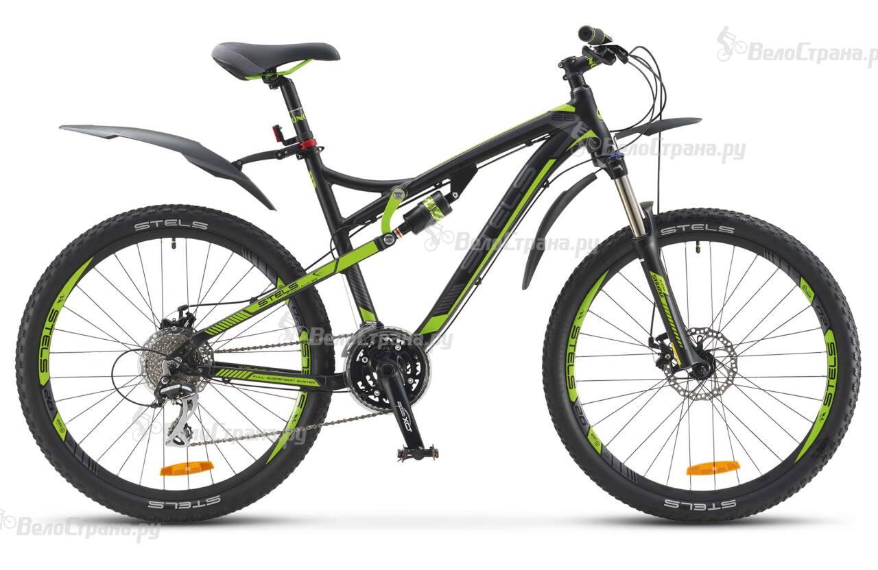 Велосипед Stels Tornado MD (2017) велосипед stels voyager md 2015
