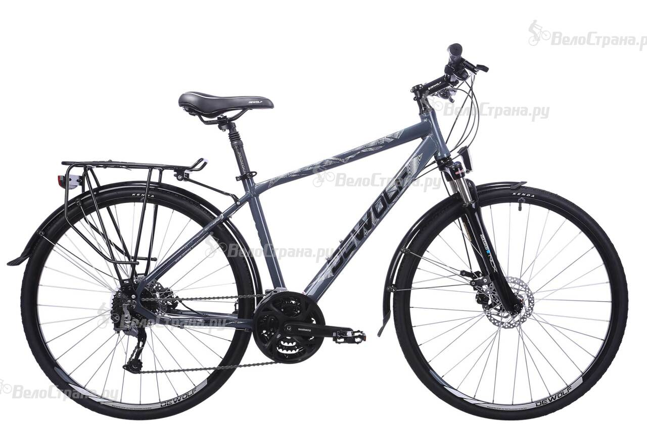 Велосипед Dewolf Asphalt 2 (2017) цены онлайн