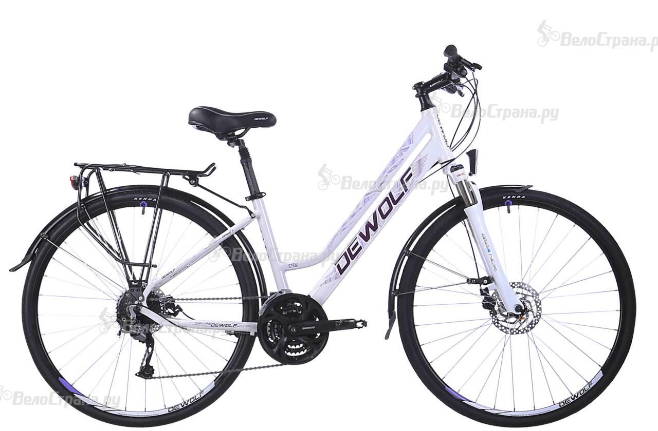 Велосипед Dewolf Asphalt F2 (2017) vi jwy cy f2