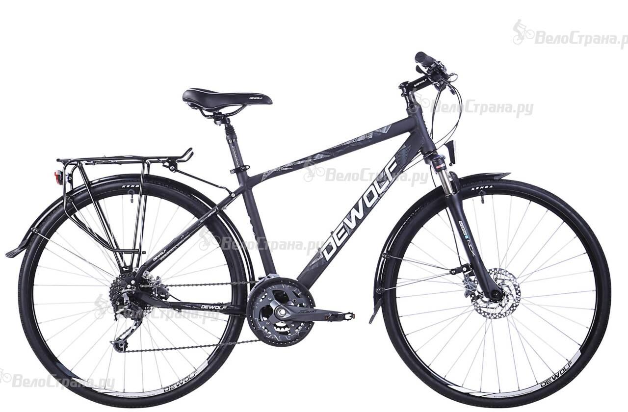 Велосипед Dewolf Asphalt 1 (2017)