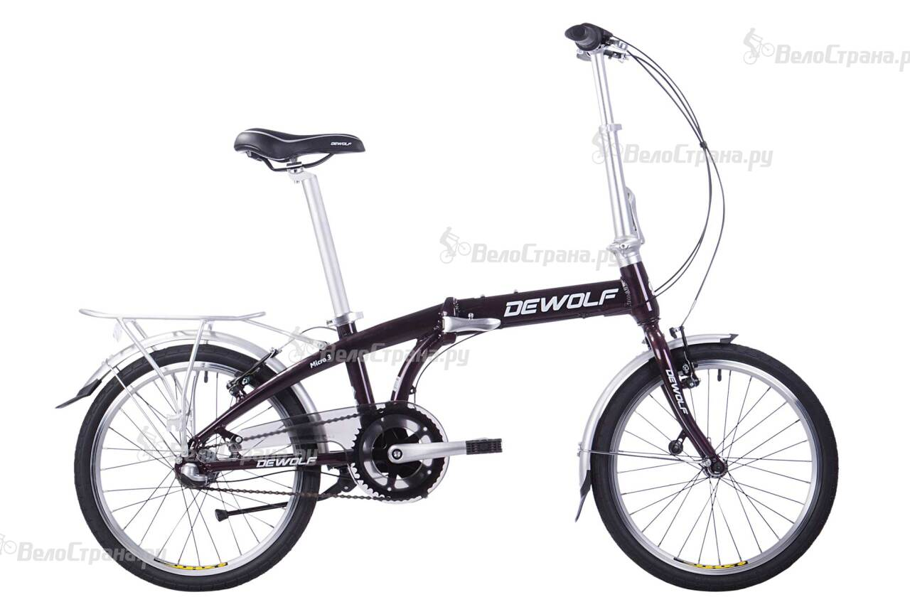 Велосипед Dewolf Micro 3 (2017)