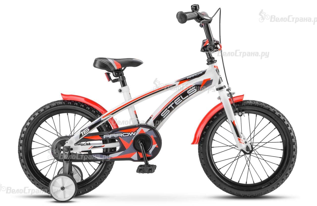 Велосипед Stels Arrow 16 (2017) велосипед stels navigator 310 2016