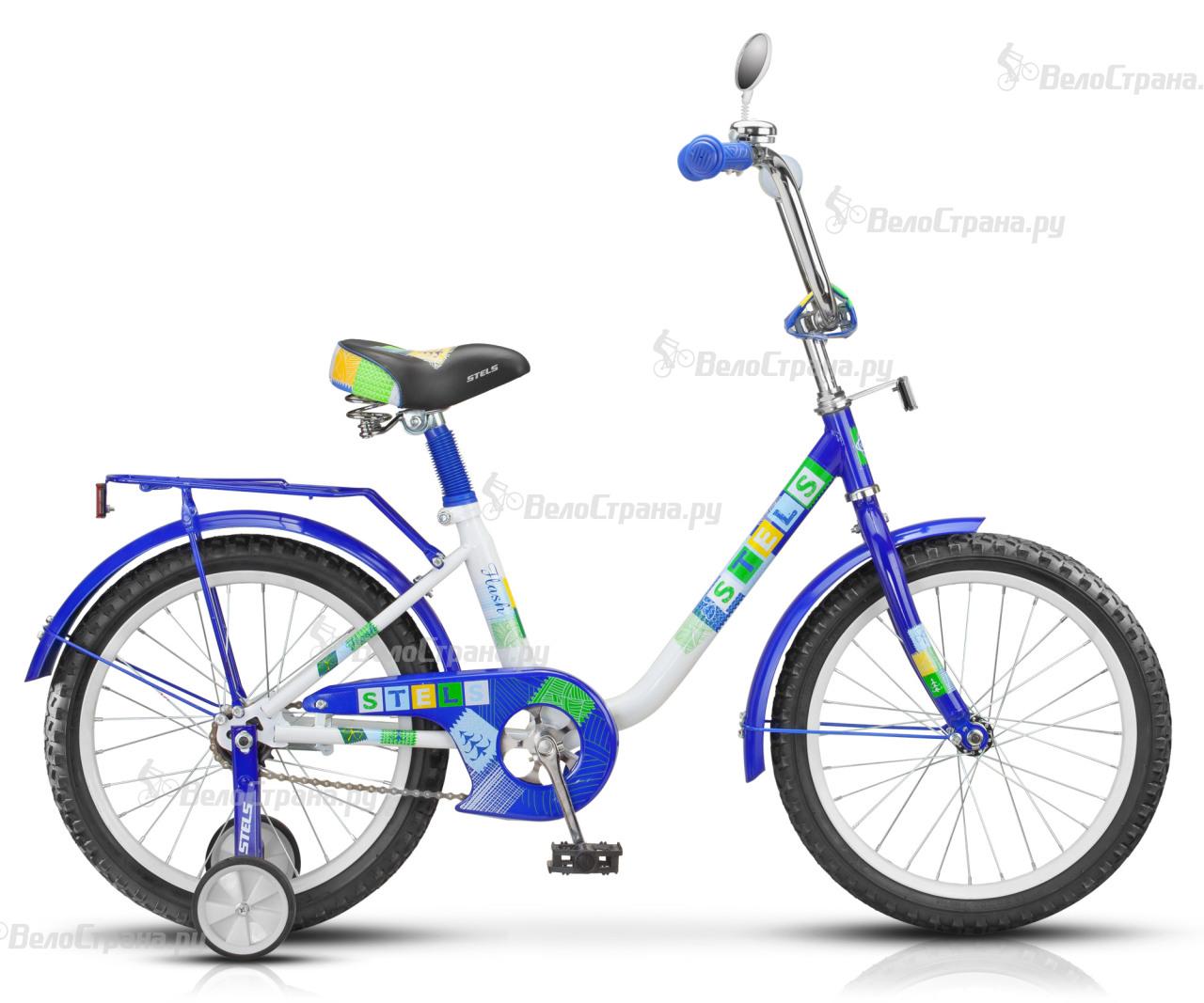 Велосипед Stels Flash 18 (2017) велосипед stels navigator 310 2016