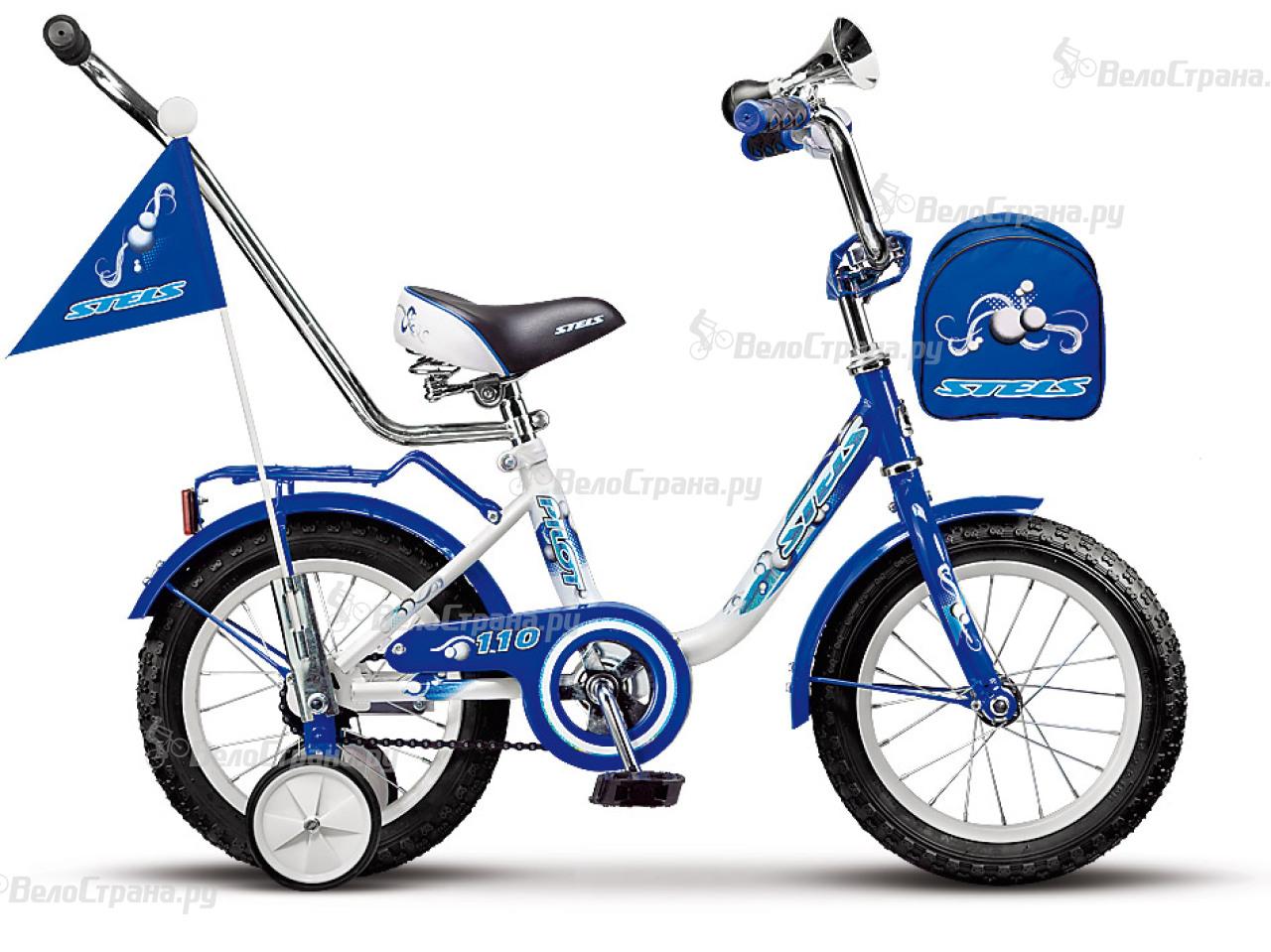 Велосипед Stels Pilot 110 14 (2017) велосипед stels pilot 110 14 2015