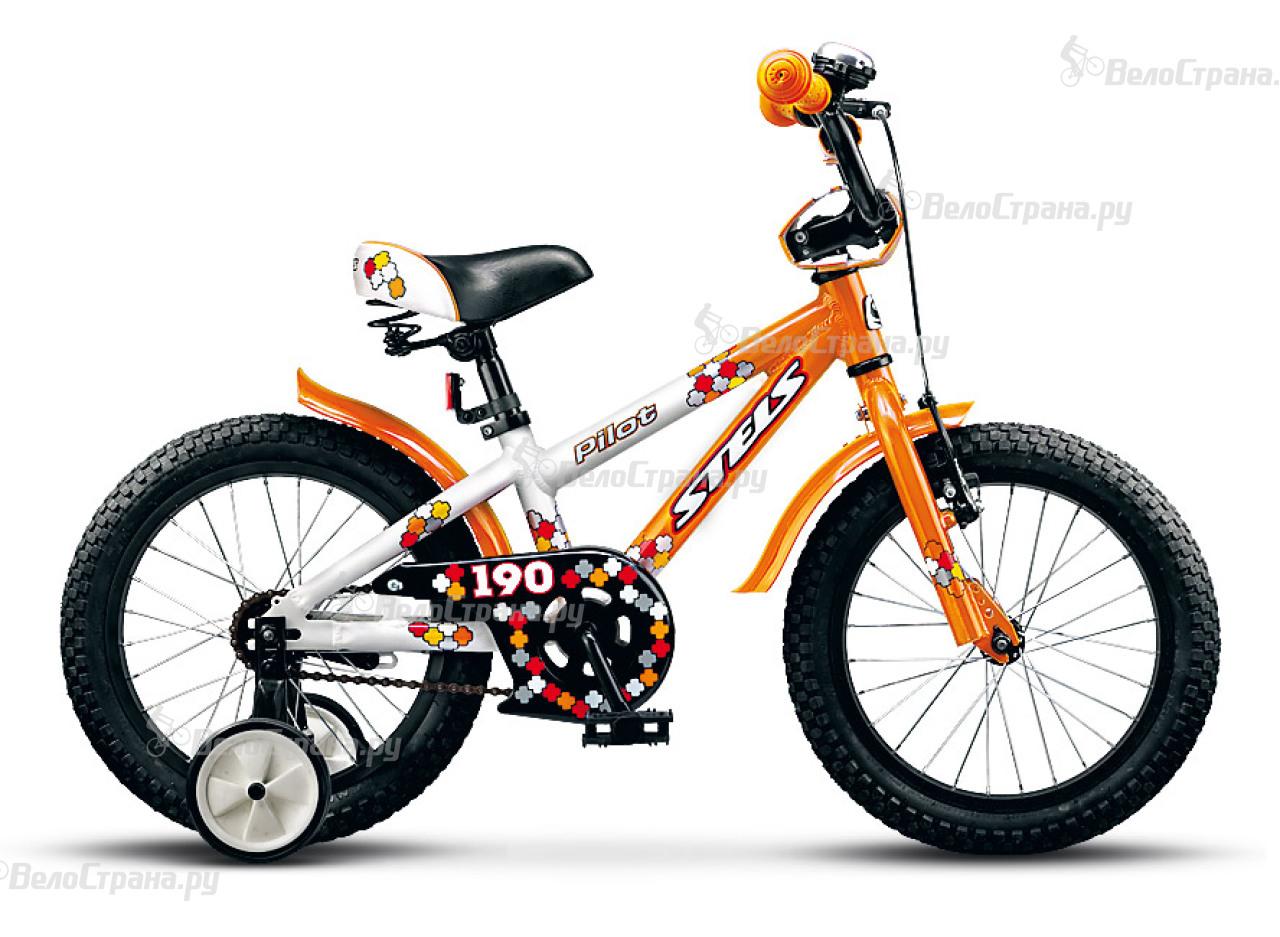 Велосипед Stels Pilot 190 16 (2017) велосипед stels pilot 190 16 2015 для детей