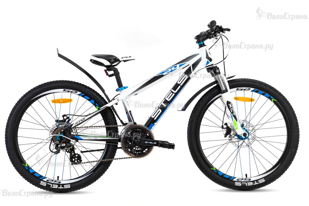 Велосипед Stels Navigator 470 MD (2017) велосипед stels voyager md 2015