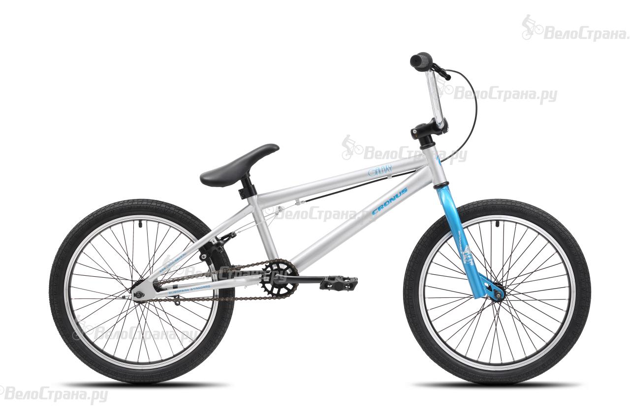Велосипед Cronus Galaxy BMX (2017) велосипед stinger bmx shift 2017