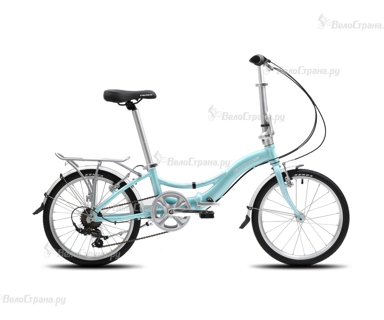 Велосипед Cronus BUTTERFLY 2.0 20 (2017) мышонок пик сказки