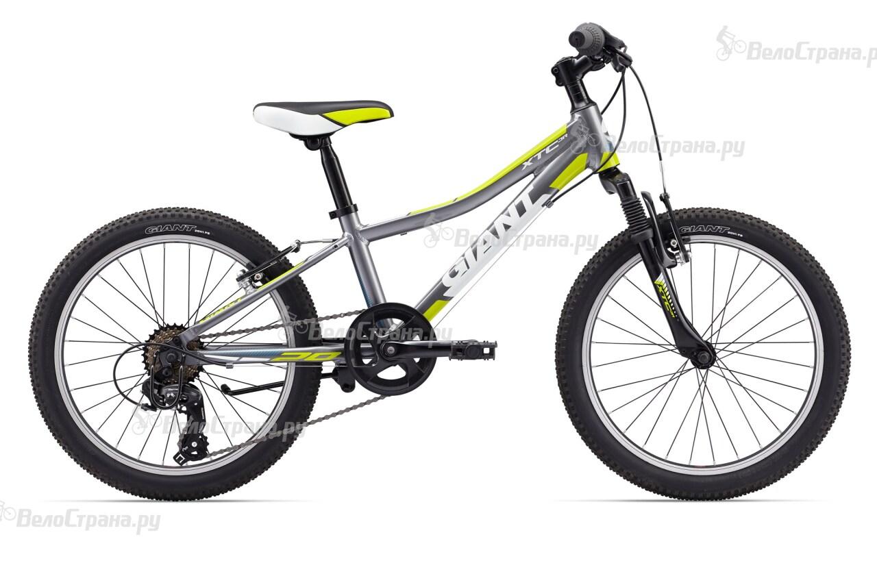 Велосипед Giant XTC JR 20 (2017) велосипед giant xtc 7 2014