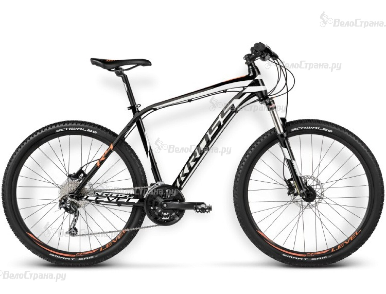 Велосипед Kross Level R4 (2016)  r4 5a
